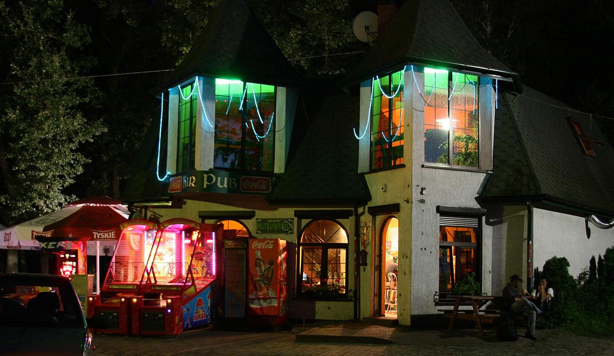 pub w darłówku